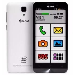 Smartphone Celular Spanky 4g Adultos Mayores Abuelos Envi