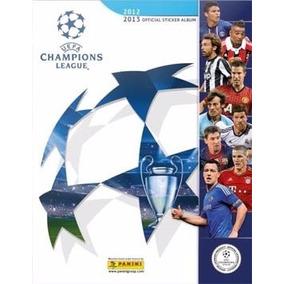 Figurinhas Uefa Champions League 2012/2013