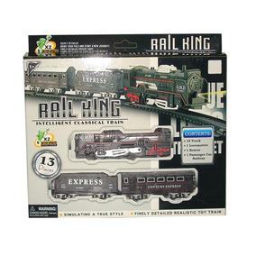 Tren A Bateria 35cms