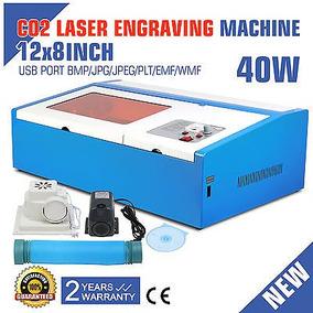 40w Co2 Láser Grabado Corte Máquina Grabador Cortador Usb