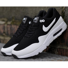 Nike Air Max Ultramoire Black And White Edic Lim Todos Talle