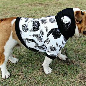Moletom P/ Cachorro Bulldog Inglês