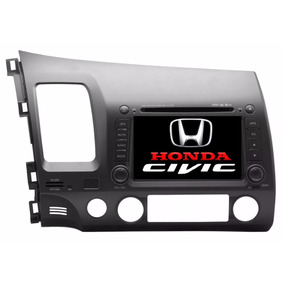 Estereo Dvd Gps Honda Civic 2006-2011 Touch Bluetooth Hd