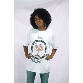 Camisa Rap Menorah