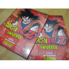 Album Dragon Ball Z Universe Capa Dura Colar Dragonball