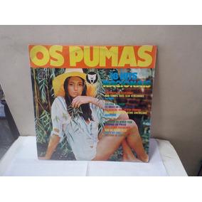 Lp Os Pumas 18 Hits Nacionais Ja 67