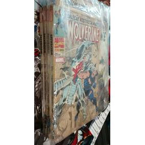 Coleção Histórica Marvel Wolverine 4 Volumes