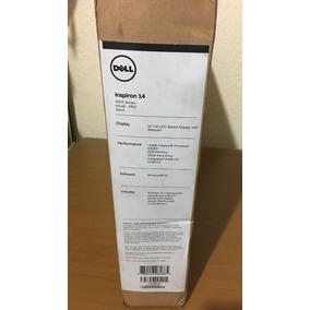 Dell Inspiron 14 3452 Nuevo Y Sellado. 320gb Disco Duro Gris