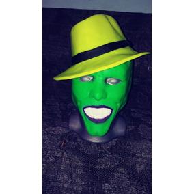 Mascara Verde D La Mascara La Pelicula The Mask Adulto Latex