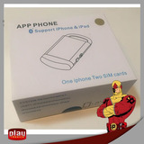 Use 2 Chips No Ipad E Iphone - Transforme O Ipad Em Celular