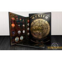 Álbum Para Monedas Antiguas 70´s, 80´s Con Regalo Incluido