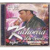 Cd Kachoeira Da Seresta - Ao Vio / Cd Do Dvd - Novo***
