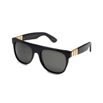 Gafas Retrosuperfuture Flat Top Capo Gianni 921 Con Lentes
