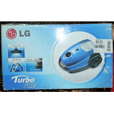 Aspiradora Lg Turbo Plus - Max Power 1600w