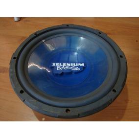 Auto-falante Subwoofer Selenium Bass Tuning 250w Rms 12sw7a