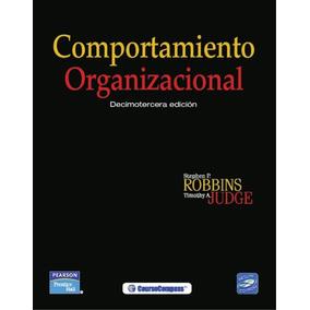 Comportamiento Organizacional 13va Ed - Robbins Digital