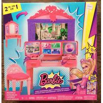 Barbie Estación Súper Secreta Tocador/ Centro De Comando