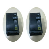 2 X $750 Pastillas Termomagnética Mca. Square D D 2x30 Amps