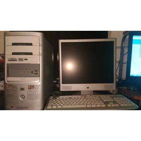 Cpu P4 3.2 Ghz 1gb Ddr400 250gb Hdd Dvd Cardreader Lcd 17