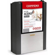 Calefactor Tiro Balanceado Coppens Peltre Acero 6000 Calorias Multigas - Salida Posterior Y Lateral Derecha O Izquierda