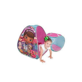 Playhut Disney Doc Mcstuffins Hide Sobre Playhouse