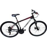 Bicicleta Mountain Bike Aluminio Siambretta Rodado 29