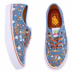 Tênis Vans Infantil Toy Story Woody Disney