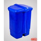Recipiente Residuos, Tacho De Basura Con Pedal 80 Litros