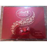 Lindt Lindor 300g - Chocolate Suiço Com Recheio Cremoso