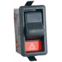 Botão Interruptor P/alerta Ford Cargo 87 Em Diante Tds