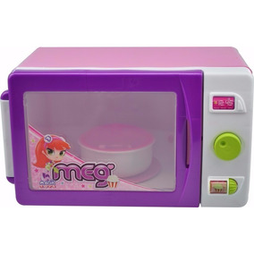 Microondas Meg Magic Toys