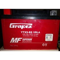 Bateria De Gel Kawasaki Zx 600-k / M Ninja Zx-6rr Ytx9 Bs