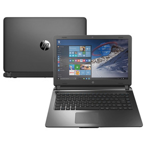 Notebook Hp Core I3 4gb Memória Hd 500gb Gravador Dvd E Cd T