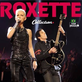 Cd Roxette* Collection Tour Brasil