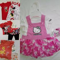 2 Conjuntos Para Bebitas Por $630