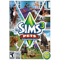 The Sims 3 Pets Expansion Pack, Pc Y Mac - Blakhelmet Nsp