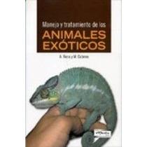 Libro: Manejo Y Tratamiento Animales Exóticos - Pdf