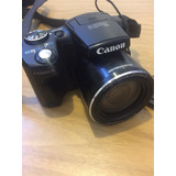 Canon Powershot Sx500 Is En Excelente Estado.