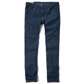 Jeans Abercrombie Masculino 100% Original Tam 40 (30x32) P11