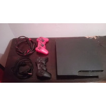 Ps3 Slim 160 Gb + 2 Joystick + 3 Juegos