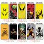 Capinha Capa Celular Wolverine Logan Xmen X-men Case Zenfone