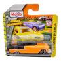 Chevrolet Bel air Naranja