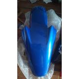 Guarda Fango Delantero Para Moto 150 Azul. Gris. Negro