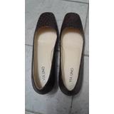 Sapato Feminino Social Couro