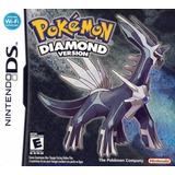Pokemon Diamond Version (nuevo Sellado) - Nintendo Ds