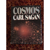 Libro Cosmos De Carl Sagan, Tapa Dura 1980 -ingles