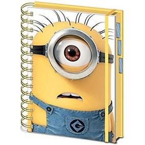 Despicable Me / Los Minons - Notebook / Diario / Organizado