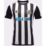 Camisa Santos 2017 Camisa Santos Uniforme 1 2 Ou 3 Peixe Top