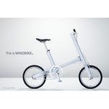 Bicicleta Importada Do Japão - Mindbike