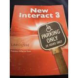 New Interact 3 Larousse - Francisco Zamarrón Terán